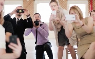 Your Wedding Ceremony, Unplugged or Not?