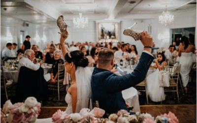10 Things to do when you can't dance at a wedding